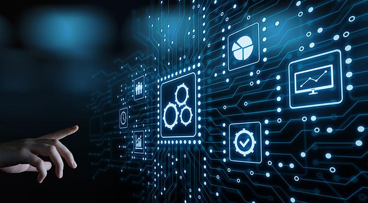 Virtual data centre via a self-provisioning portal
